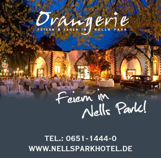 Nells Park Hotel trier